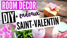 Coachella Inspired Make-Up / DIY Flash Tattoo (français) Mon Cheri, Diy Francais, Saint Valentin Diy, Diy Cadeau, Saint Valentine, Diy Room Decor, Place Card Holders, Diy Projects, How To Make