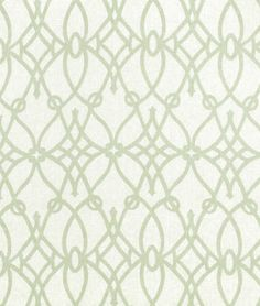 I like this fabric for your WTs but I don't want to pay this much as you need a lot.  Braemore Fioretto Sprout Fabric - $34.75 | onlinefabricstore.net