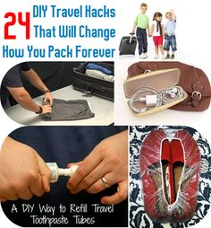 phoenix treasures - DIY Traveling Hacks That Will Change How You Pack Forever