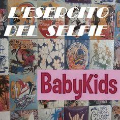 ♪ « L'ESERCITO DEL SELFIE » by « BABYKIDS » Buon ascolto !