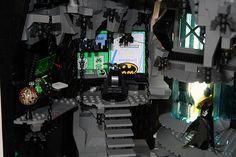 9,000-piece Lego Batcave