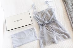 naimabarcelona:  Emersonfry Lingerie