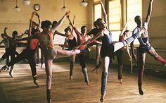 "Favourite fame quotation- ""Men sweat. Women perspire. Dancers glow."""