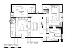 What a beautiful floor plan !!!  Brookvale Park by Tristan & Juliana