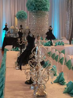 Discover thousands of images about Cindy Gallegos Tiffany Blue Party, Tiffany Theme, Tiffany Wedding, Party Centerpieces, Wedding Decorations, Shower Party, Bridal Shower, Baby Shower, Dream Wedding