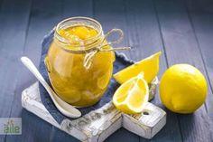 Limon Reçeli Tarifi ve Reçel ve Marmelat tarifleri