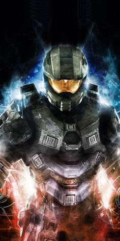 Search free halo Wallpapers on Zedge and personalize your phone to suit you. Halo 7, Halo Game, Cortana Halo, Mode Cyberpunk, Halo Cosplay, Best Wallpapers Android, Amoled Wallpapers, Halo Spartan, Halo Armor