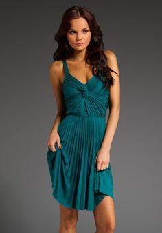 AKIKO  Knot Front Dress