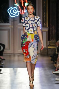 Tsumori Chisato Spring/Summer 2013 Ready-To-Wear