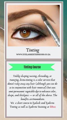 Brow Tinting, Semi Permanent, Hair Removal, Brows, Color, Eyebrows, Eyebrow Tinting, Eye Brows, Epilating