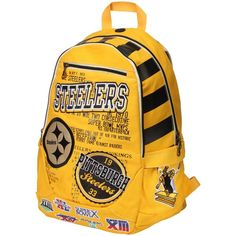Pittsburgh Steelers Historic Backpack