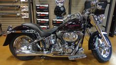 Completely Chrome Choppers | ... Chrome Wheels, Upgraded shocks and springs on this custom chopper