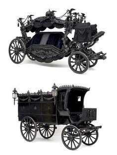 wanderingastray: Funeral carriage- imperial court of Vienna/Austria shown at Wagenburg Schönbrunn Palace