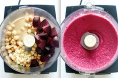 This Rainbow-Inspired Hummus Is Almost Too Gorgeous To Eat