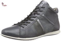 Touch Sneaker, Damen Sneakers, Grau (Dark Shadow/Dark SHADOW56586), 39 EU (6 Damen UK) Ecco