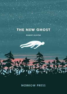 A beautifully rendered, literally haunting tale of the afterlife, Robert Hunter's The New Ghost follows a spectral entity on his first day at work: dark, gentle, poetic, and heart-warming all at once,