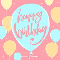 Discover thousands of copyright-free vectors. Graphic resources for personal and commercial use. Thousands of new files uploaded daily. Happy Birthday Fun, Happy Birthday Quotes, Happy Birthday Images, Birthday Love, Happy Birthday Greetings, Birthday Cards, Birthday Parties, Happy B Day, Quotes For Kids