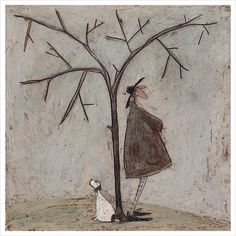 """Thinking Time"" Sam Toft"