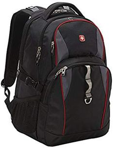 online shopping for Swiss Gear SwissGear Travel Gear Laptop Backpack 6681 (Black / Grey / from top store. See new offer for Swiss Gear SwissGear Travel Gear Laptop Backpack 6681 (Black / Grey / Best Travel Backpack, Packing List For Travel, Computer Backpack, Business Laptop, Backpack For Teens, Classic Handbags, Macbook Pro Case, Laptop Accessories, Travel Accessories