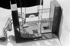 Projeto de cenário Casa de Stella e Kowalski  Maquete