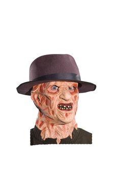 Freddy+Krueger+-maski Freddy Krueger, Jason Voorhees, Monster High, Tutu, Halloween, Products, Ballet Skirt, Halloween Labels, Tutus