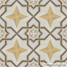 Mexican Tile - Viladecanes - Barcelona Cement Floor Tile