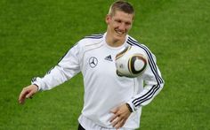 Bastian Schweinsteiger -- German Soccer Player