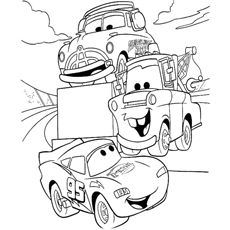 Free Disney Cars Coloring Pages. 20 Free Disney Cars Coloring Pages. Free Disney Cars Coloring Pages Race Car Coloring Pages, Coloring Pages For Boys, Cartoon Coloring Pages, Coloring Pages To Print, Free Printable Coloring Pages, Coloring Book Pages, Kids Coloring, Coloring Sheets, Coloring Worksheets