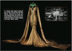 "Claudette Colbert ""Cleopatra"""