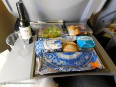 """MD11 / KLM / 2e service """"Meal"""""""