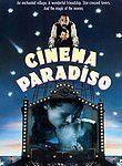Cinema Paradiso .. possibly my favorite movie ever.