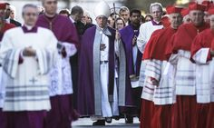 Civil war in the Vatican as conservatives battle Francis for the soul of Catholicism
