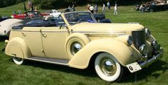 1938 Chrysler Imperial Convertible