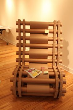 Design 2013: 2nd Annual Student Virtual Exhibition: Functional Art Chair