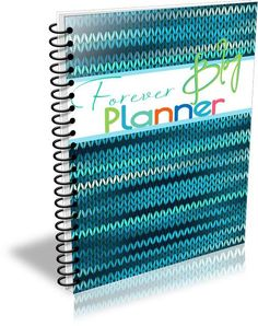 Forever Blog Planner