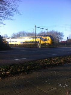 Spoorwegovergang Waterleidingstraat, Rosmalen