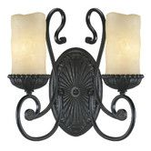 Found it at Wayfair - Brunswick 2 Light Wall Sconce