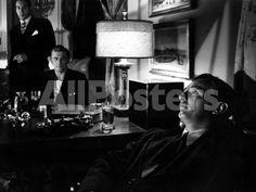 Out Of The Past, Paul Valentine, Kirk Douglas, Robert Mitchum, 1947 Movies Photo - 61 x 46 cm