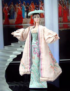 OOAK Barbie Ninimomo's Miss Japan 2013