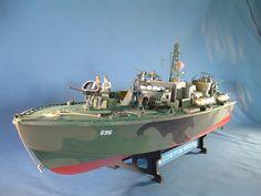 PT Boat 1/35 Italeri