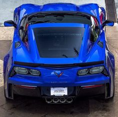 2016 Corvette Stingray Z06