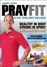 PrayFit: 33-Day Total Body Challenge, DVD