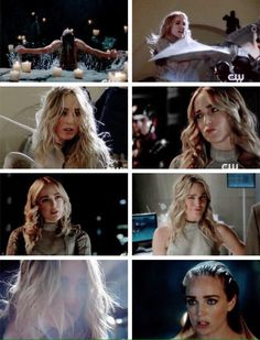 "Caity Lotz back as ""White Canary"" in Legends Of Tomorrow"