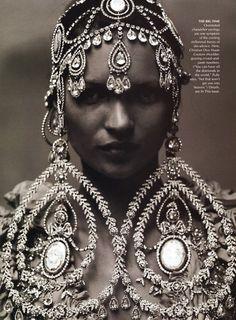 Galliano/Dior | Kate moss, A. Leibovitz