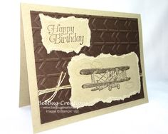 features Stampin' Up! Sale-A-Bration Sky is the Limit stamp set