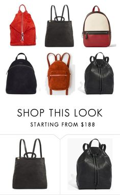 """""""Mom bags"""" by cmcramer20 on Polyvore featuring Madewell and Matt & Nat"""