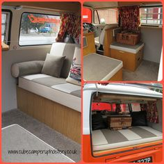 Although Cube Upholstery Specialise In VWT4 VWT5 Campervan We Also Do VWT2