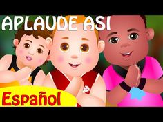 YouTube Kids Nursery Rhymes, Rhymes For Kids, Spanish Songs, Clap Clap, Kids Songs, Disney Characters, Fictional Characters, Family Guy, Classroom