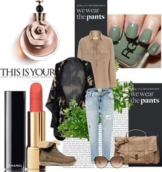 """""""Urban daily outfit"""" by alessandra-kompseli on Polyvore"""