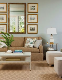 House of Turquoise: Liz Carroll Interiors